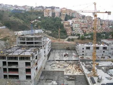 İstanbul Kağıthane'de TOKİ 70 adet konut yapacak!