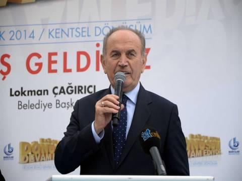 Kadir Topbaş'tan hızlı kentleşme çağrısı!