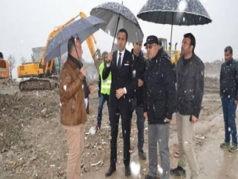TOKİ Şırnak Gazipaşa'da bin 600 konutun temelini attı!