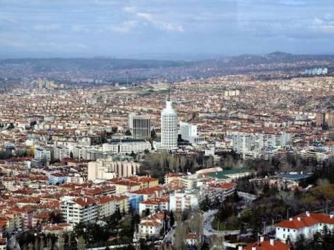 Ankara'da 35 yapının yıkımıyla kentsel dönüşüm başlıyor!