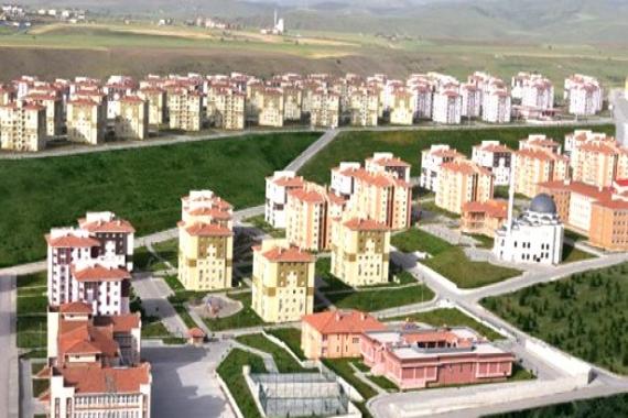 TOKİ Erzurum Aziziye Ilıca kura sonucu!