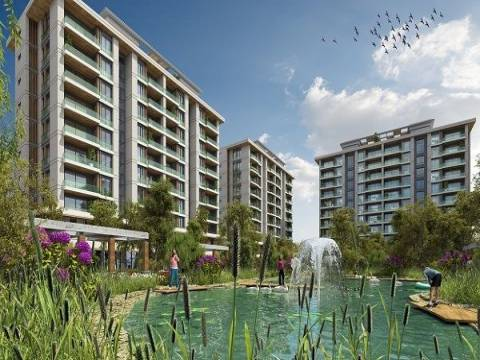 Mabeyn Marmara projesi ön satışa çıktı!