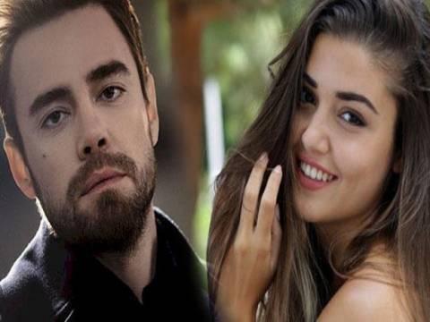 Oyuncu Hande Erçel Murat Dalkılıç'ın villasına taşındı!