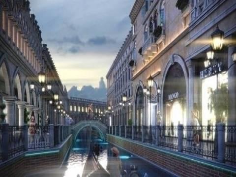 Gaziosmanpaşa Venedik Sarayları nerede?