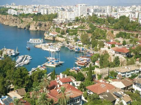 Antalya'da 8.9 milyon TL'ye arsa satılıyor!