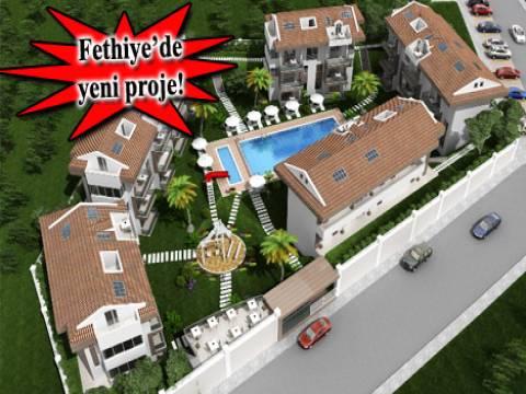 Tufan Pınara Residence'da fiyatlar 59 bin 900 eurodan başlıyor!