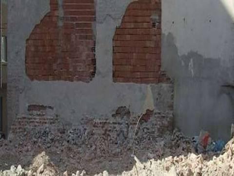 Manisa'daki 118 riskli yapı yıkıldı!