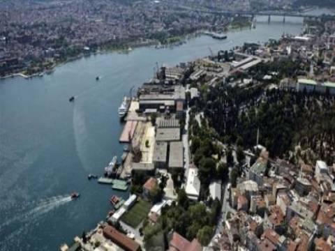 İstanbul'un milyon dolarlık arsaları!