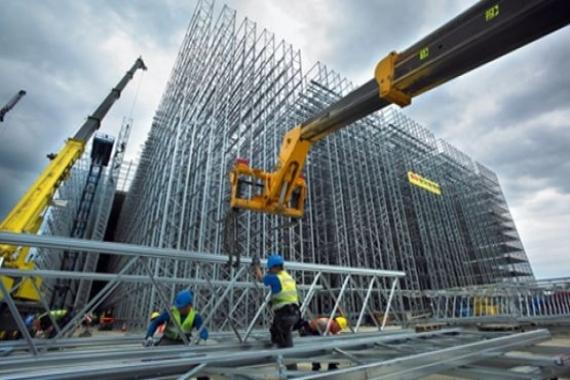 Eylül'de 690 inşaat şirketi kuruldu!