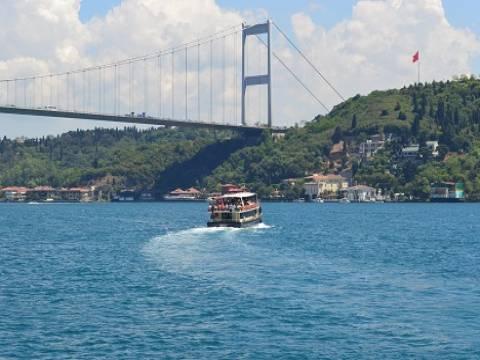 Kıyı Emniyeti Genel Müdürlüğü'nden Boğaz'daki yapılara yakın koruma talebi!