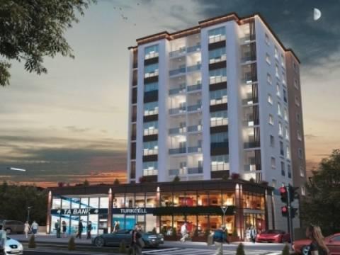 Mahmutbey Cadde Rezidans satılık!