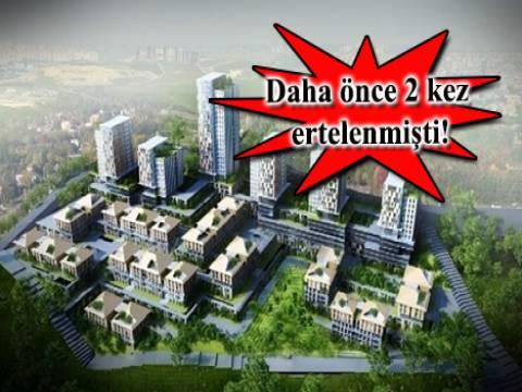 Ayazma Emlak Konutları 1. Etap inşaat ihalesinde iptal kararı!
