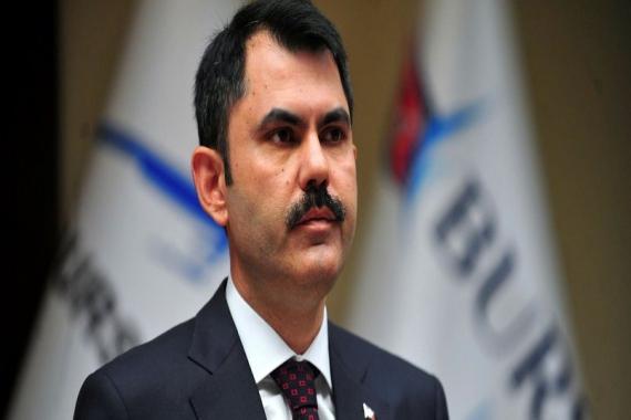 Murat Kurum: Yeni kaçak yapılara imar affı yok!