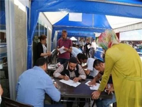 Gaziantep Mavikent Konutları'na 32 bin ön başvuru yapıldı!