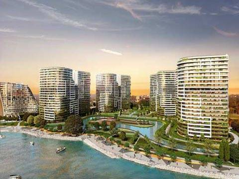 Kuzu Grup Sea Pearl projesi Dubai Fuarı'nda görücüye çıkaracak!