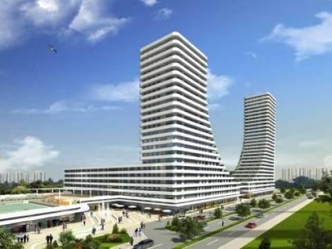 Harmony Towers'da projesinde teslimler yapılıyor!