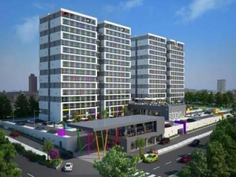 Stüdyo 24 Bahçeşehir'de 102 bin TL'ye 1+0 daire!