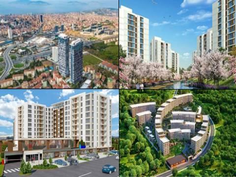 İşte İstanbul'da yükselen kampanyalı konut projeleri!