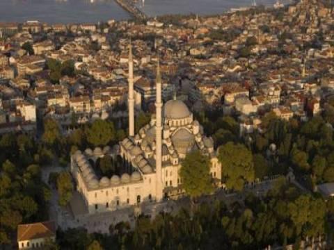 Fatih'te bulunan 102 cami imar planına göre mahkemelik!