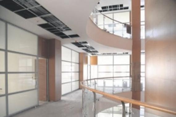 Pursaklar belediye yeni hizmet binası tamamlanıyor!