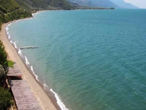 İznik Gölü turizme açılıyor!