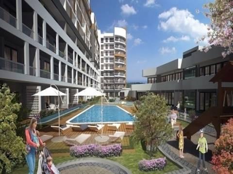 Helenium Butik Rezidans satılık daire!
