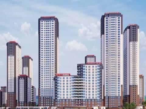 YDA Park Avenue Ankara'nın kat planları!