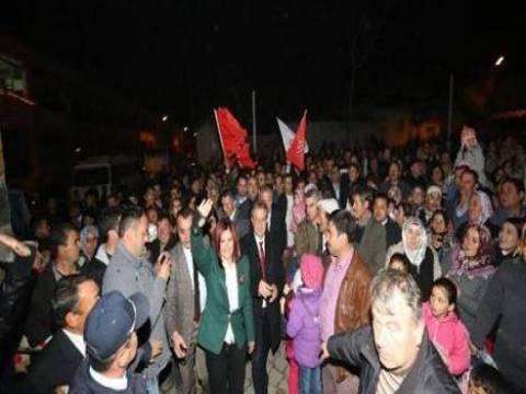 Aydın Karacasu Atatürk Meydanı törenle açıldı!