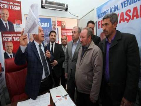 Ankara Yenimahalle'de iskan sorunu çözüldü!