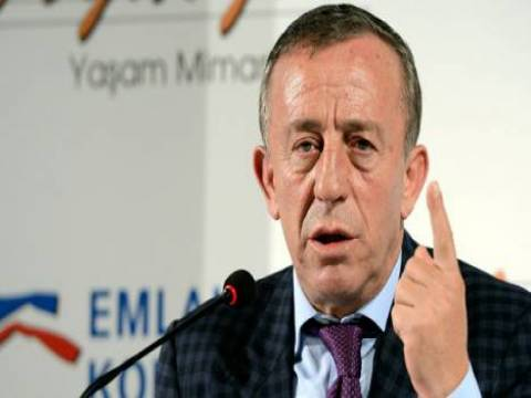 Ali Ağaoğlu gözaltına alındı!