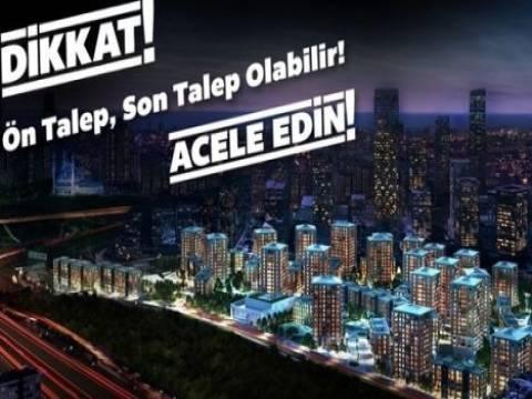 Ataşehir Sinpaş Finans Şehir teslim bilgisi!