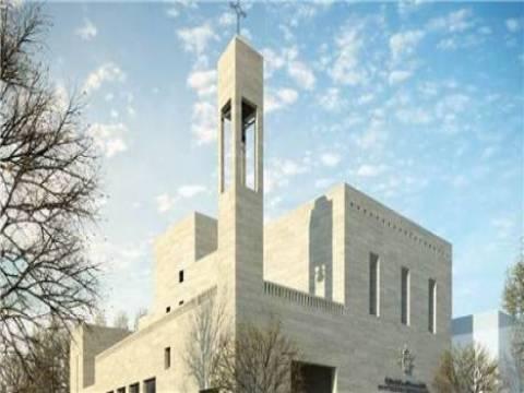 Yeşilköy Süryani kilisesi yapım projesine onay verilmedi!