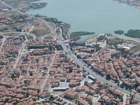 Ankara Gölbaşı'nda satılık arsa! 8 milyon TL'ye!