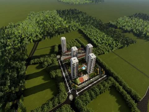 Başkent Yonca Evleri'nde 318 bin TL'ye! Yeni Proje!