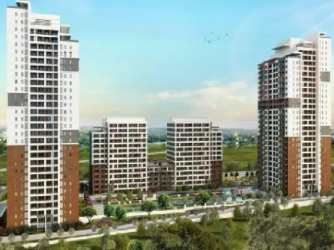 Tual Bahçekent Dağ Mühendislik projesinde inşaat başladı!