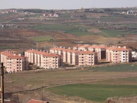 TOKİ Tekirdağ'da bu yıl 1000 konut yapacak!