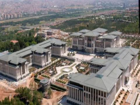 Yeni Cumhurbaşkanlığı binasına iskan izni!