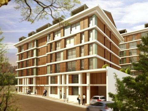 Terrace Feriköy Evleri'nde 295 bin liraya stüdyo!