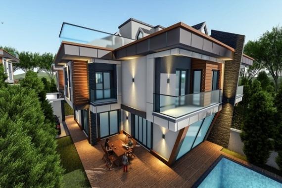 Mavera Villaları'nda 2,5 milyon TL'den başlayan fiyatlarla! Yeni proje!