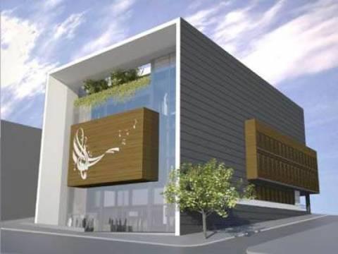Sultangazi'de 50. Yıl Kültür Merkezi'nin inşaatına başlandı!