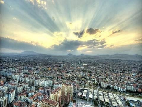 Konya'da 3 arsa 133.6 milyon TL'ye satışa çıkarıldı!