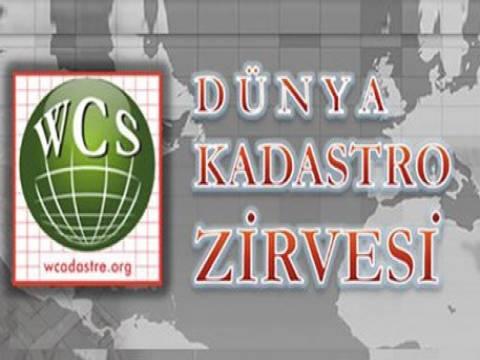 Dünya Kadastro Zirvesi 20 Nisan'da başlıyor!