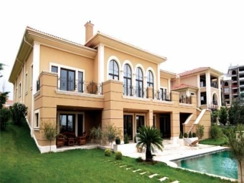 Büyükçekmece Pelican Hill Sitesi'nde icradan satılık villa!