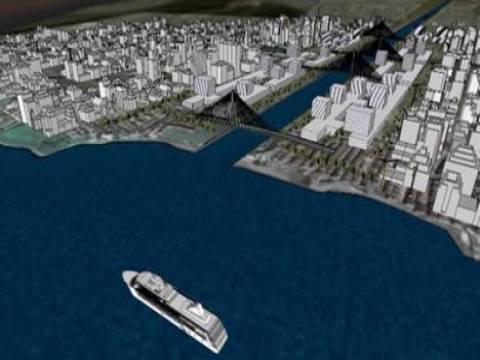 Kanal İstanbul projesi Bilgi Üniversitesi'nde masaya yatırıldı!