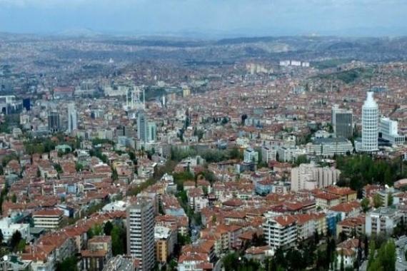 Çankaya İlkbahar'da 106 daire 40.8 milyon TL'ye satılıyor!