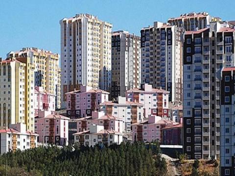 Konut fiyatları İstanbul'da yüzde 22 artış gösterdi!