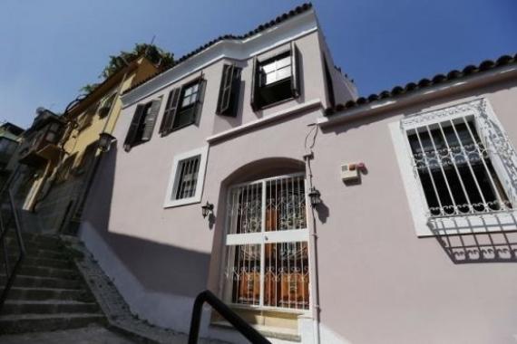 İzmir İsmet İnönü Evi'nde yenileme çalışmaları başladı!