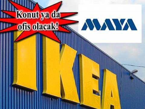 Maya İnşaat Kartal Ikea projesinin ilk detayları!