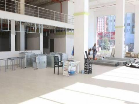 Kayseri'de TOKİ Mimarsinan bölgesinde yaptırılan Gençlik Merkezi yakında açılacak!
