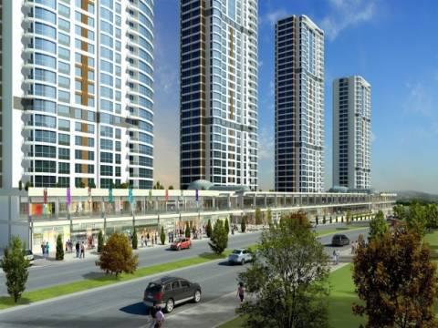 Fi-Side Bahçeşehir Projesi'nde inşaat tekrar başladı!